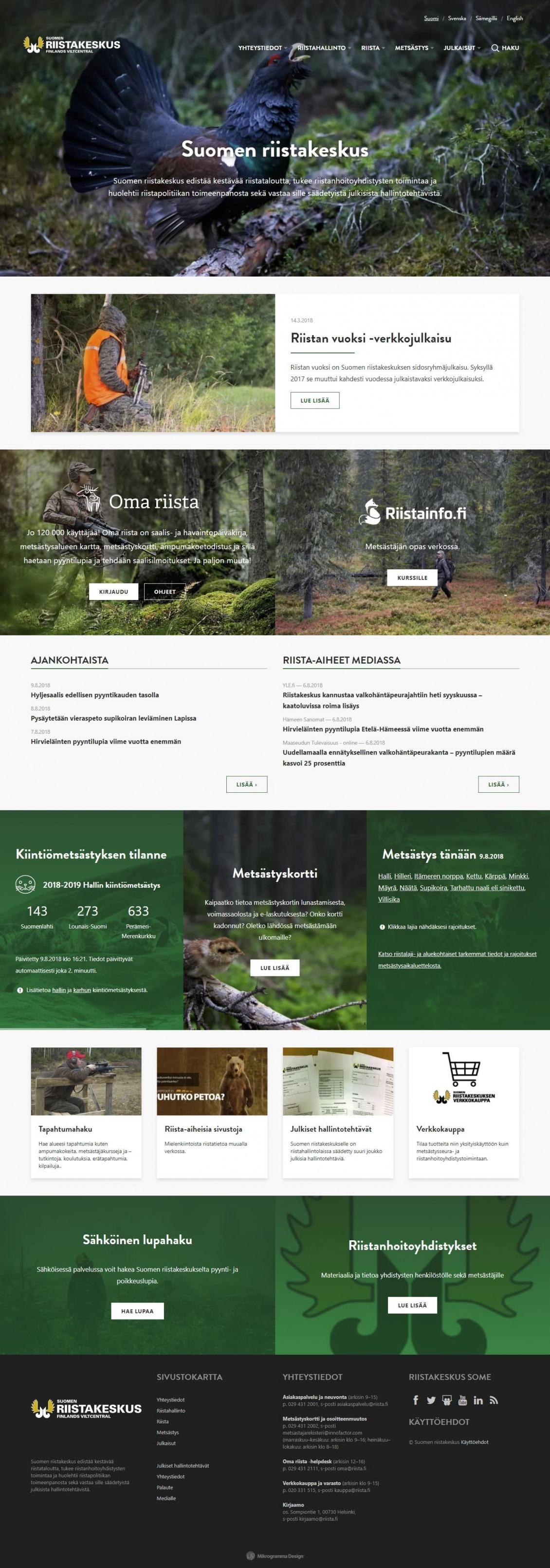 Suomen riistakeskus