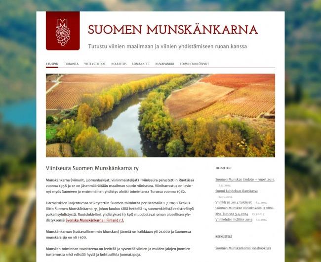 Suomen Munskänkarna