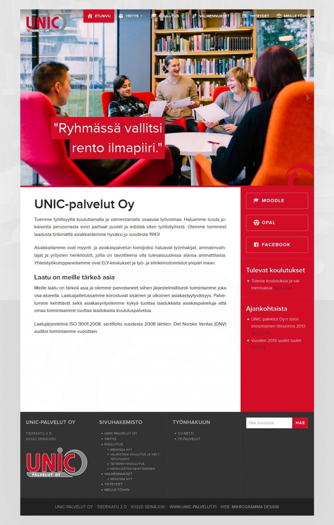 UNIC-palvelut Oy