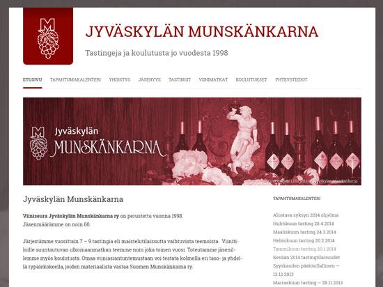 Jyväskylän Munskänkarna