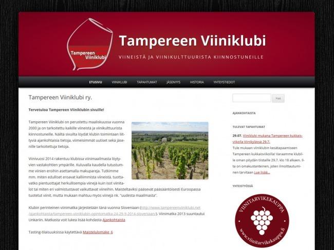 Tampereen Viiniklubi